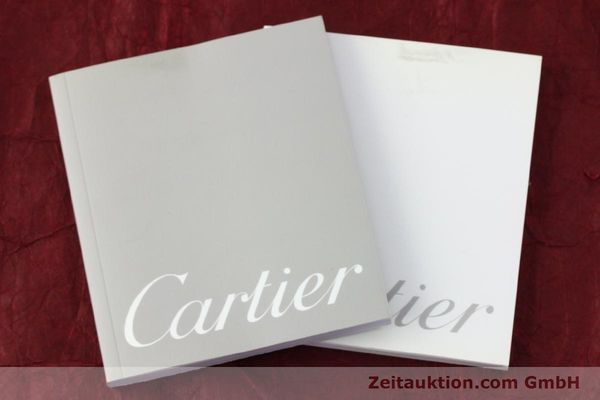 Used luxury watch Cartier Ligne 21 gilt steel quartz Kal. 690  | 151580 12