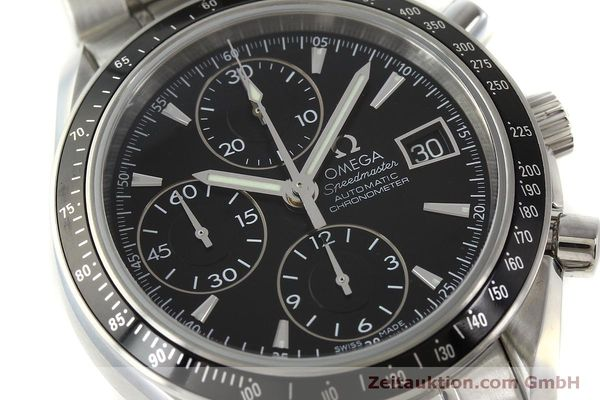 Used luxury watch Omega Speedmaster chronograph steel automatic Kal. 1164 B Ref. 32105000  | 151590 02