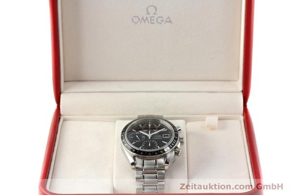 Used luxury watch Omega Speedmaster chronograph steel automatic Kal. 1164 B Ref. 32105000  | 151590 07