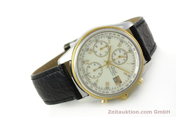 Used luxury watch Girard Perregaux GP 4900 chronograph steel / gold automatic Kal. 800-014 Ref. 4900  | 151595 03