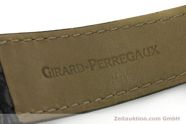 Used luxury watch Girard Perregaux GP 4900 chronograph steel / gold automatic Kal. 800-014 Ref. 4900  | 151595 12