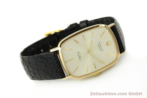 Used luxury watch Rolex Cellini 18 ct gold manual winding Kal. 1601 Ref. 4113  | 151598 03