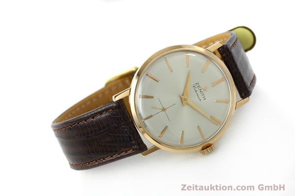 Used luxury watch Zenith Victorious 18 ct red gold manual winding Kal. 40-T VINTAGE  | 151599 03