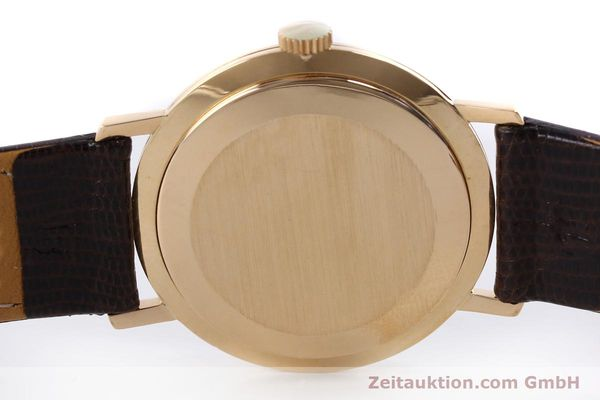 Used luxury watch Zenith Victorious 18 ct red gold manual winding Kal. 40-T VINTAGE  | 151599 08