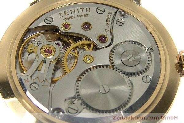 Used luxury watch Zenith Victorious 18 ct red gold manual winding Kal. 40-T VINTAGE  | 151599 10
