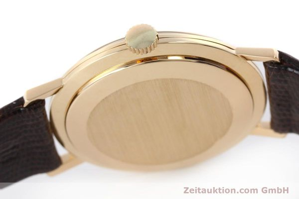 Used luxury watch Zenith Victorious 18 ct red gold manual winding Kal. 40-T VINTAGE  | 151599 11
