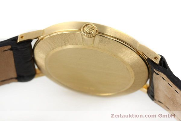 Used luxury watch Rolex Cellini 18 ct gold manual winding Kal. 1601  | 151604 11