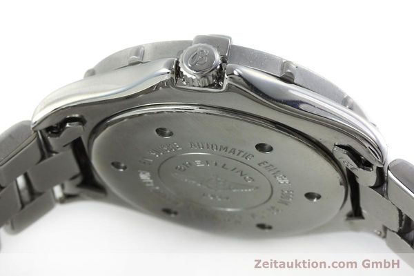 Used luxury watch Breitling Colt steel automatic Kal. B17 ETA 2824-2 Ref. A17035  | 151615 11