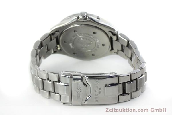 Used luxury watch Breitling Colt steel automatic Kal. B17 ETA 2824-2 Ref. A17035  | 151615 12