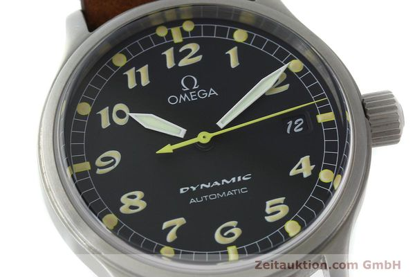 Used luxury watch Omega Dynamic steel automatic Kal. 1108 ETA 2892A2  | 151632 02