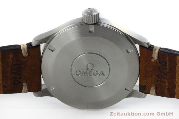 Used luxury watch Omega Dynamic steel automatic Kal. 1108 ETA 2892A2  | 151632 08