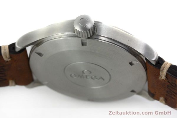 Used luxury watch Omega Dynamic steel automatic Kal. 1108 ETA 2892A2  | 151632 11