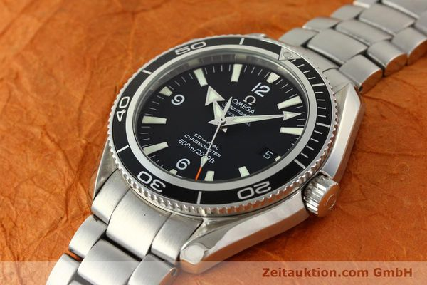 Used luxury watch Omega Seamaster steel automatic Kal. 2500C  | 151634 01