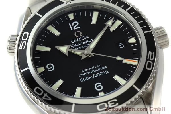 Used luxury watch Omega Seamaster steel automatic Kal. 2500C  | 151634 02