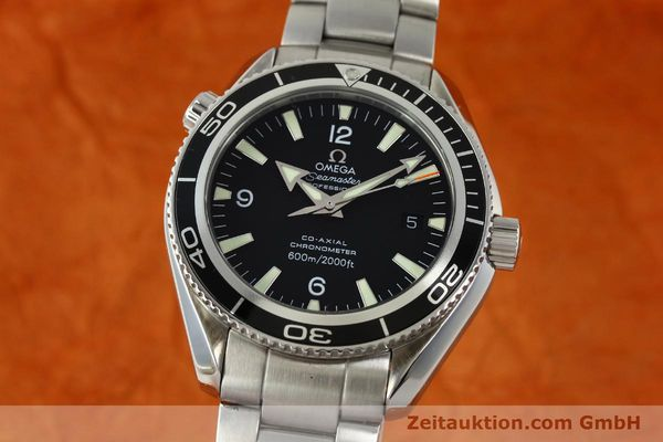 Used luxury watch Omega Seamaster steel automatic Kal. 2500C  | 151634 04