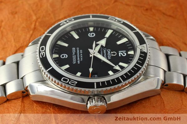 Used luxury watch Omega Seamaster steel automatic Kal. 2500C  | 151634 05