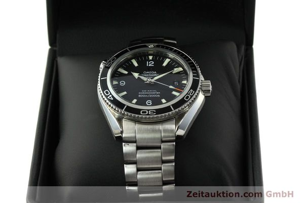Used luxury watch Omega Seamaster steel automatic Kal. 2500C  | 151634 07