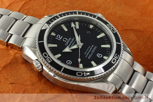 Used luxury watch Omega Seamaster steel automatic Kal. 2500C  | 151634 16