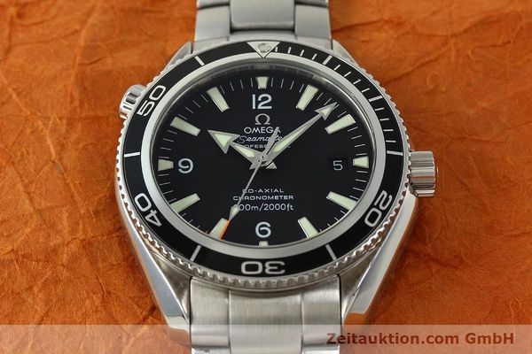 Used luxury watch Omega Seamaster steel automatic Kal. 2500C  | 151634 17