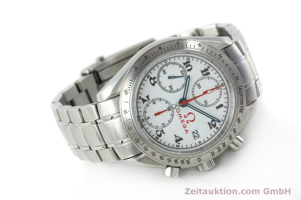 Used luxury watch Omega Speedmaster chronograph steel automatic Kal. 1164 Ref. 32310404004001  | 151637 03