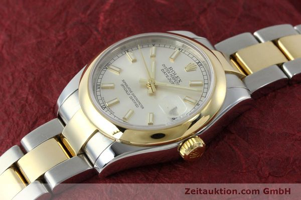 montre de luxe d occasion Rolex Lady Datejust acier / or  automatique Kal. 2235 Ref. 178243  | 151639 01