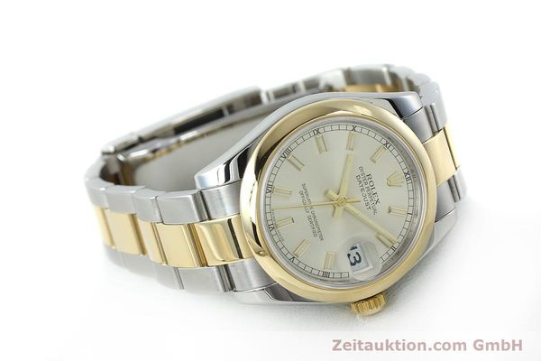 montre de luxe d occasion Rolex Lady Datejust acier / or  automatique Kal. 2235 Ref. 178243  | 151639 03