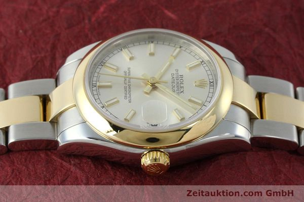 montre de luxe d occasion Rolex Lady Datejust acier / or  automatique Kal. 2235 Ref. 178243  | 151639 05