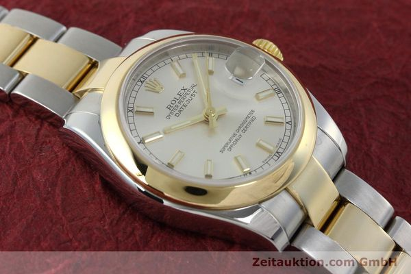 montre de luxe d occasion Rolex Lady Datejust acier / or  automatique Kal. 2235 Ref. 178243  | 151639 16