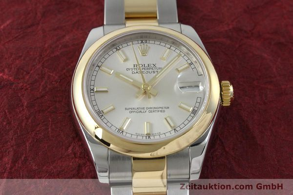 montre de luxe d occasion Rolex Lady Datejust acier / or  automatique Kal. 2235 Ref. 178243  | 151639 17