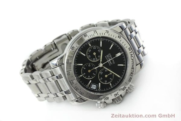 Used luxury watch Zenith Elprimero chronograph steel automatic Kal. 400 Ref. 02-0360-400  | 151647 03