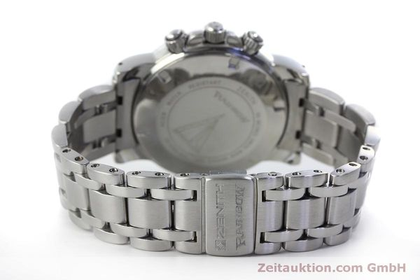 Used luxury watch Zenith Elprimero chronograph steel automatic Kal. 400 Ref. 02-0360-400  | 151647 11
