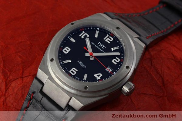 Used luxury watch IWC Ingenieur AMG titanium automatic Kal. 80110 Ref. 2327  | 151650 01