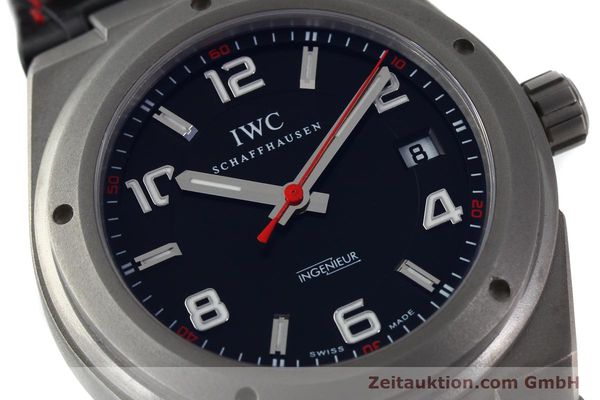 Used luxury watch IWC Ingenieur AMG titanium automatic Kal. 80110 Ref. 2327  | 151650 02