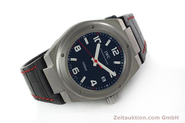 Used luxury watch IWC Ingenieur AMG titanium automatic Kal. 80110 Ref. 2327  | 151650 03