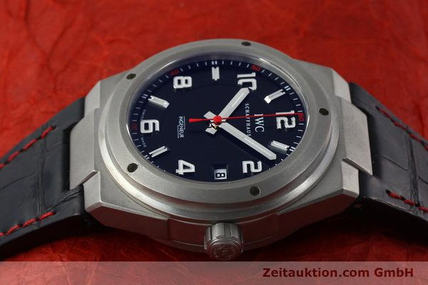 Used luxury watch IWC Ingenieur AMG titanium automatic Kal. 80110 Ref. 2327  | 151650 05
