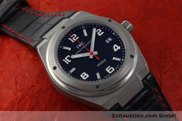 Used luxury watch IWC Ingenieur AMG titanium automatic Kal. 80110 Ref. 2327  | 151650 16