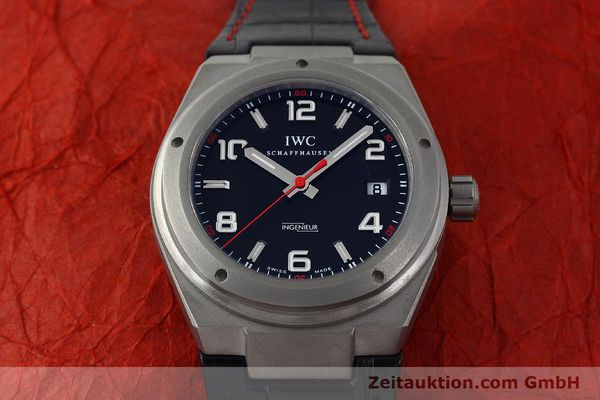 Used luxury watch IWC Ingenieur AMG titanium automatic Kal. 80110 Ref. 2327  | 151650 17