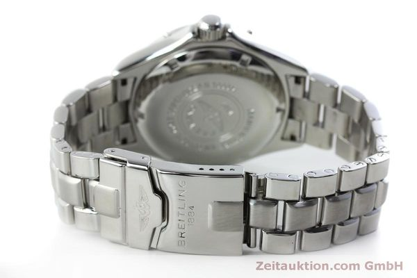 Used luxury watch Breitling Superocean steel automatic Kal. B17 ETA 2824-2 Ref. A17040  | 151651 11