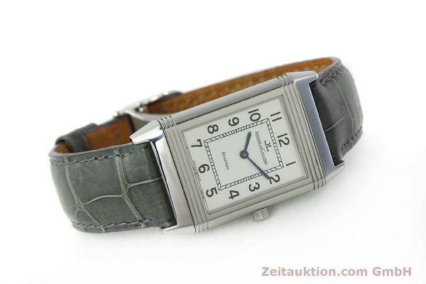 Used luxury watch Jaeger Le Coultre Reverso steel manual winding Kal. 846/1 Ref. 250.8.86  | 151653 03