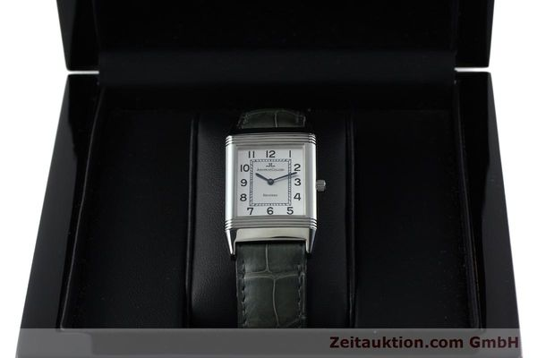 Used luxury watch Jaeger Le Coultre Reverso steel manual winding Kal. 846/1 Ref. 250.8.86  | 151653 07