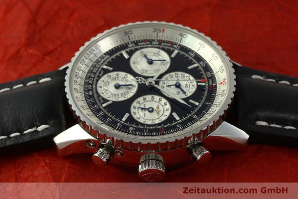 Used luxury watch Breitling Navitimer chronograph steel automatic Kal. ETA 2892-2 LIMITED EDITION | 151655 05