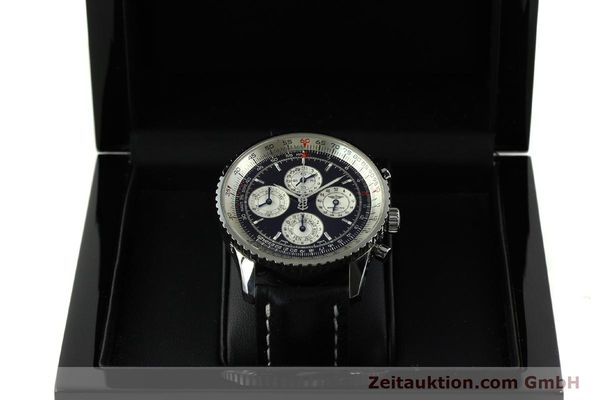 Used luxury watch Breitling Navitimer chronograph steel automatic Kal. ETA 2892-2 LIMITED EDITION | 151655 07