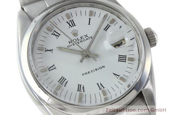 Used luxury watch Rolex Precision steel manual winding Kal. 1215  | 151660 02