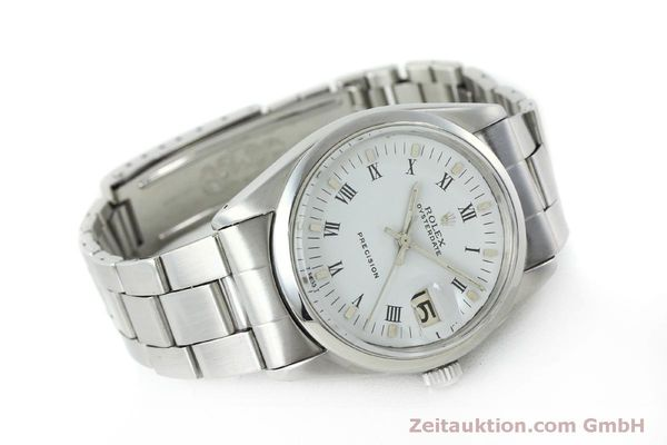 Used luxury watch Rolex Precision steel manual winding Kal. 1215  | 151660 03