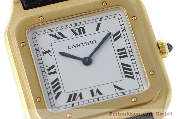 Used luxury watch Cartier Panthere 18 ct gold manual winding Kal. 21  | 151663 02