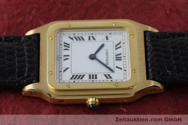 Used luxury watch Cartier Panthere 18 ct gold manual winding Kal. 21  | 151663 05