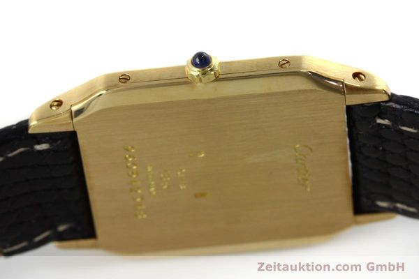 Used luxury watch Cartier Panthere 18 ct gold manual winding Kal. 21  | 151663 08