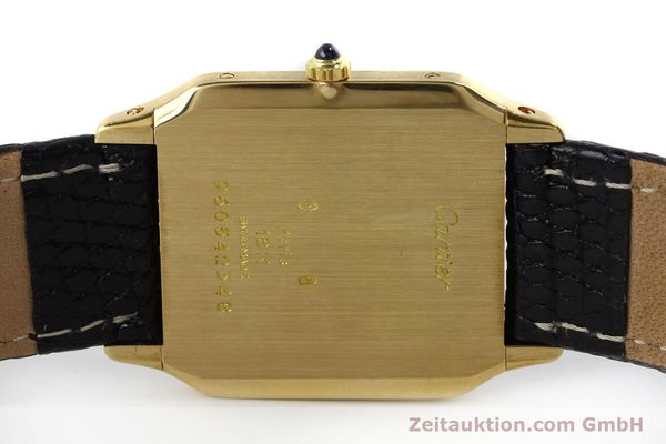 Used luxury watch Cartier Panthere 18 ct gold manual winding Kal. 21  | 151663 09