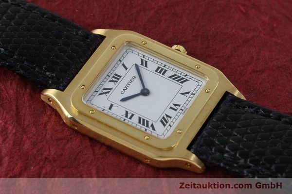 Used luxury watch Cartier Panthere 18 ct gold manual winding Kal. 21  | 151663 13