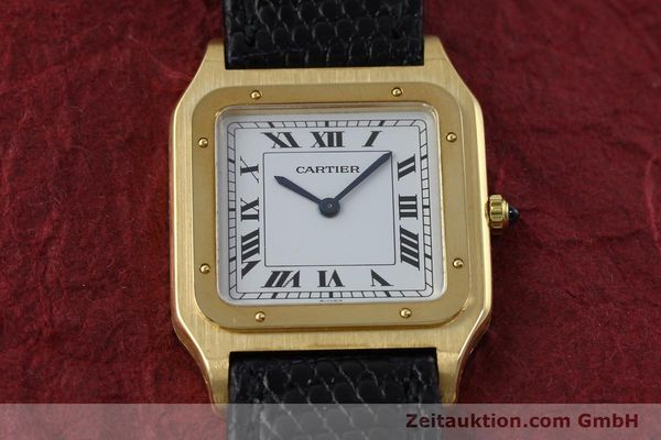 Used luxury watch Cartier Panthere 18 ct gold manual winding Kal. 21  | 151663 14